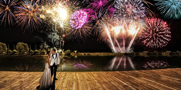 Geelong Fireworks - Melbourne Wedding And Bride Bridal Expo