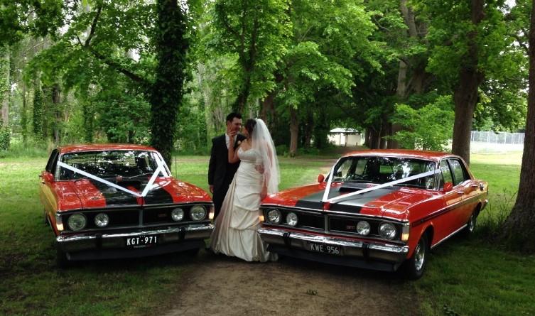GT King Wedding Car Hire - Melbourne Wedding And Bride ...