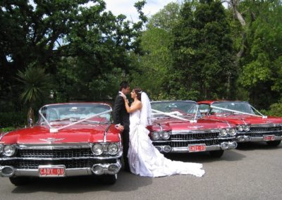 Caddyman Cadillac Wedding Car Hire