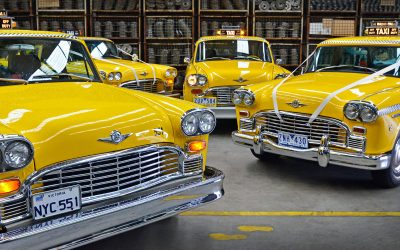 Checker Cabs Weddings