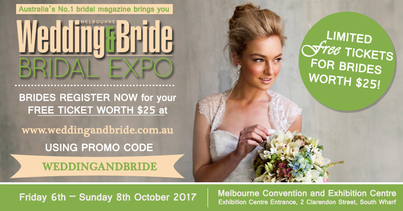 Melbourne Wedding and Bride Expo - Spring Bridal Expo
