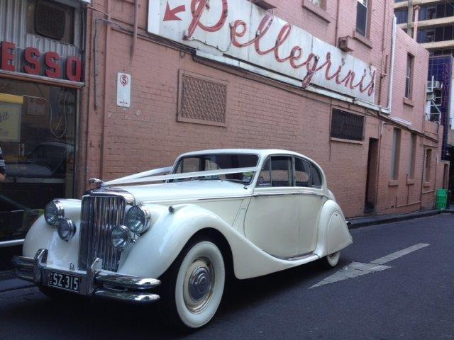 Mark 5 Jaguar Wedding Car Hire (14)