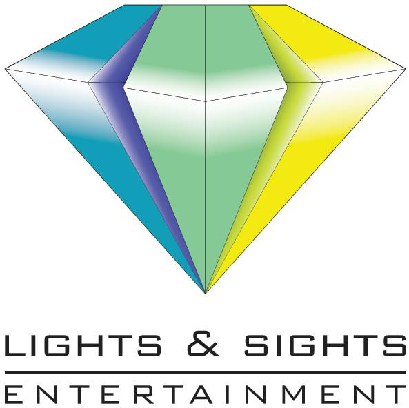 Lights & Sights Entertainment EV5 logo