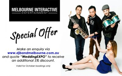 Melbourne Interactive Entertainment Special Offer