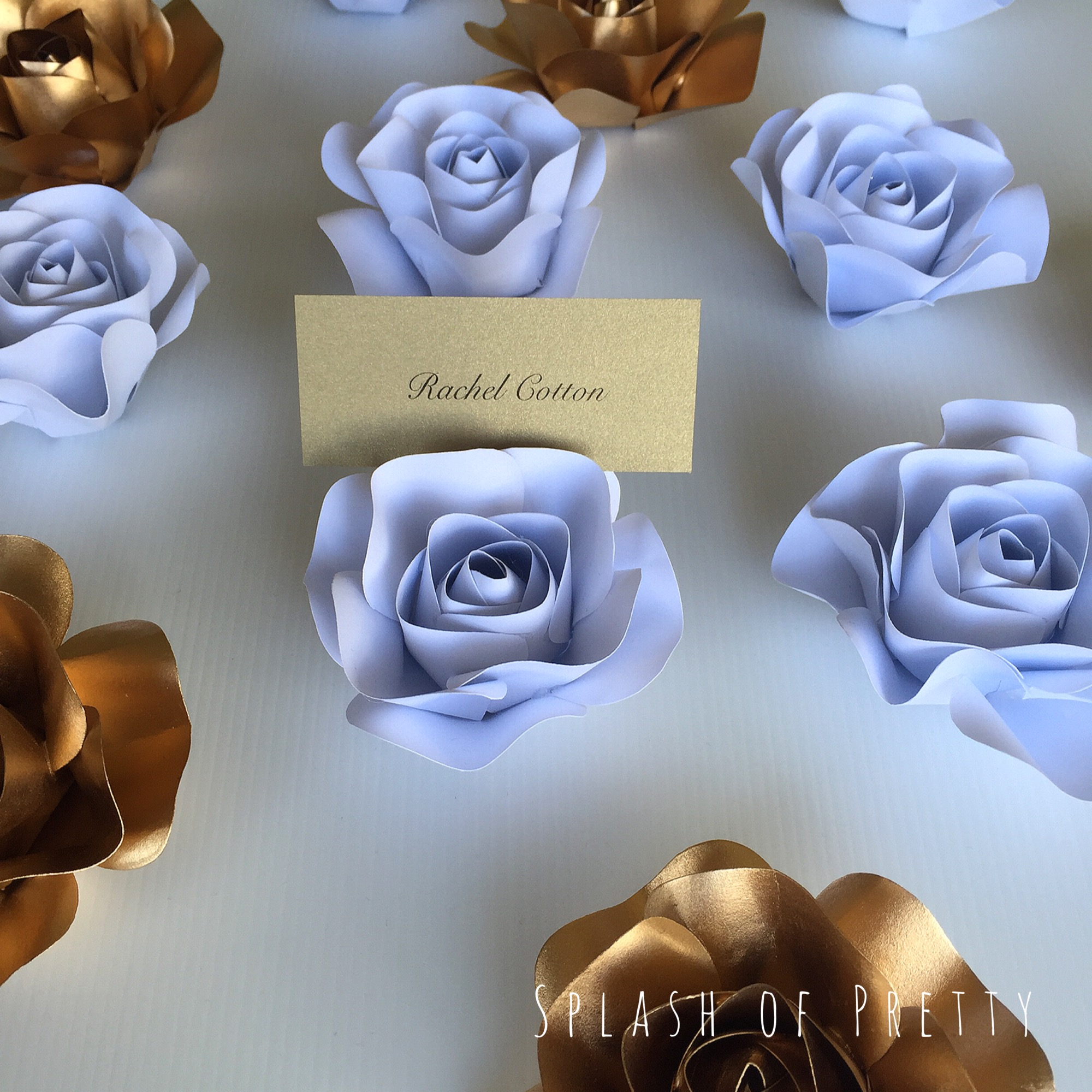 Splash Of Pretty Melbourne Paper Flowers Melbourne Wedding And
