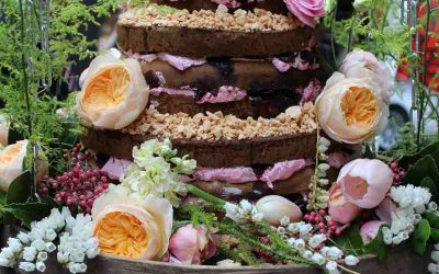 Wedding Cakes – Sweet Disposition