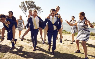 A Party For Two – The Bachelor Party