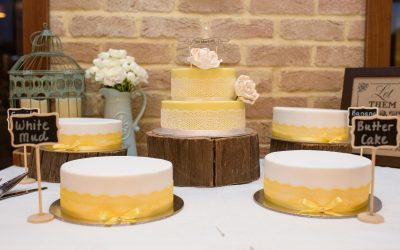 The More The Merrier! – Wedding Cakes