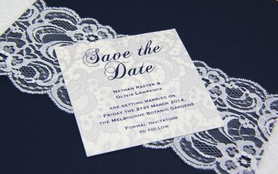 It's A Date – Save The Date Cards