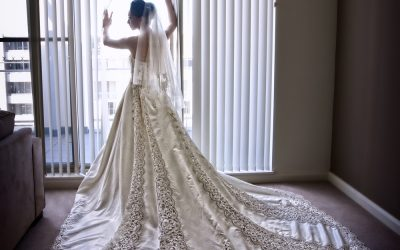 Jump On The Bridal Train – The Wedding Dress