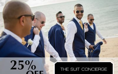 The Suit Concierge Special Offer