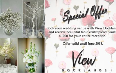 View Docklands Special Offer