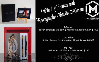 Photography Studio Marroni Competition