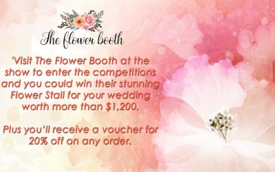 The Flower Booth Competition