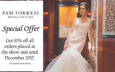 Pam Toressi Bridal Couture Special Offer