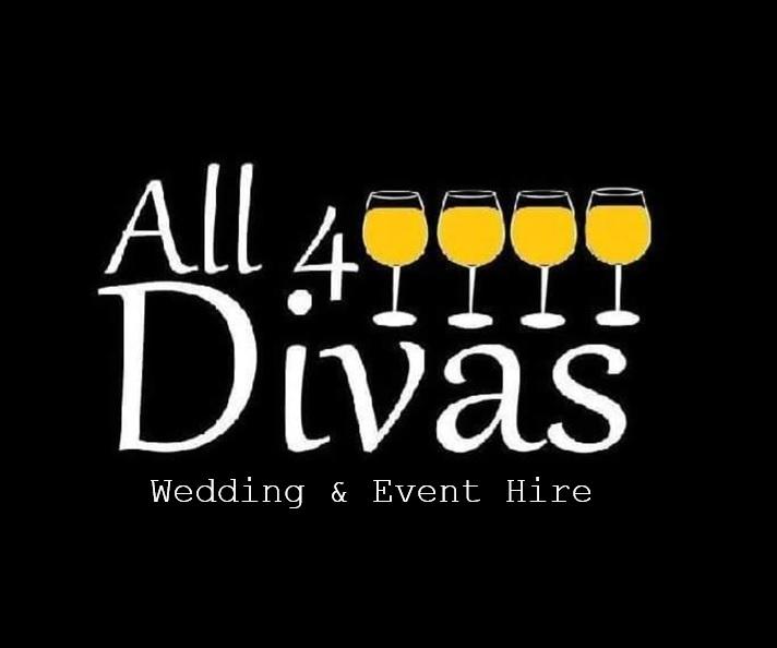 All 4 Divas logo