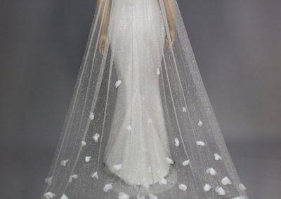 Kim Alpha Bridal Veils