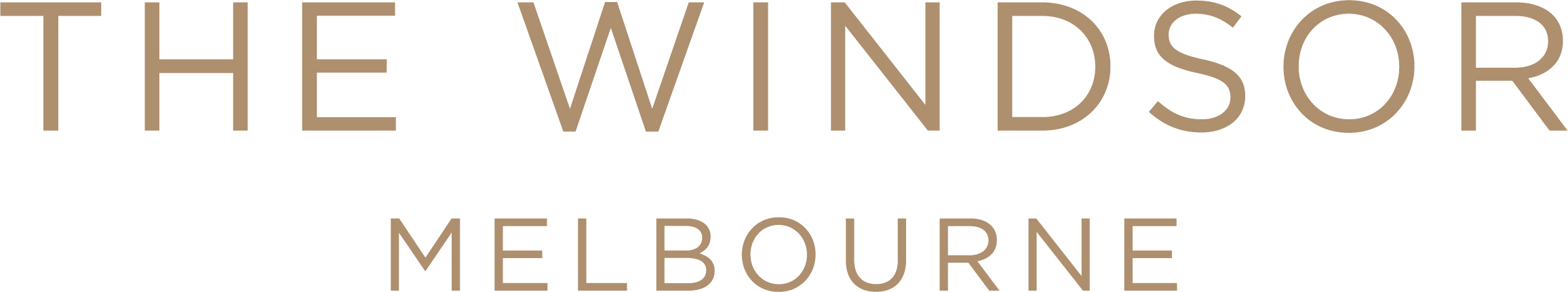 THE WINDSOR - LOGO