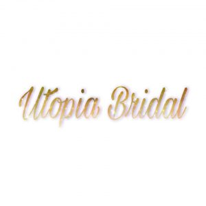 Utopia Bridal Perth Bridal Fashion 2020 Bridal Expo Logo