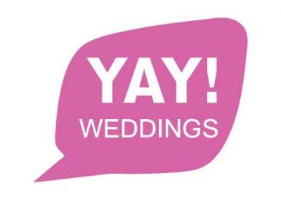 YAY Weddings