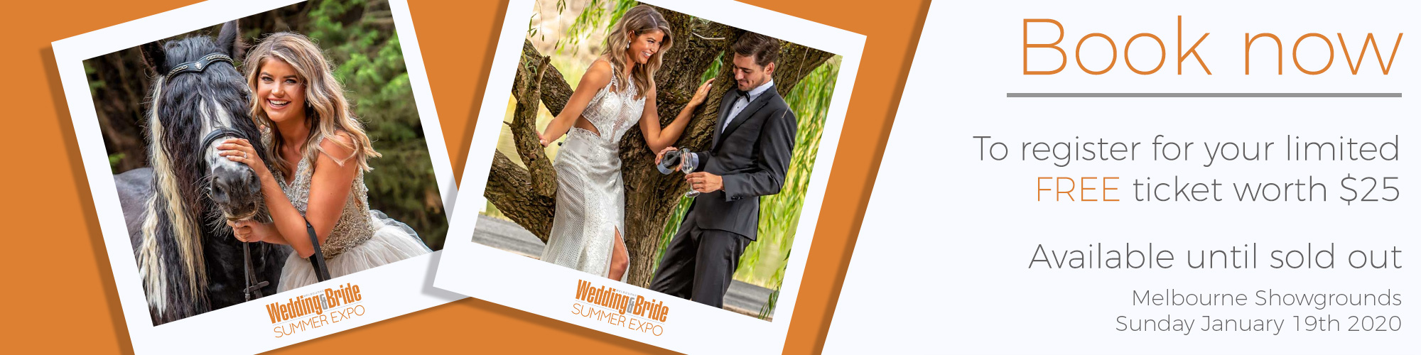 Melbourne Bridal Expos - Wedding and Bride Wedding Expo