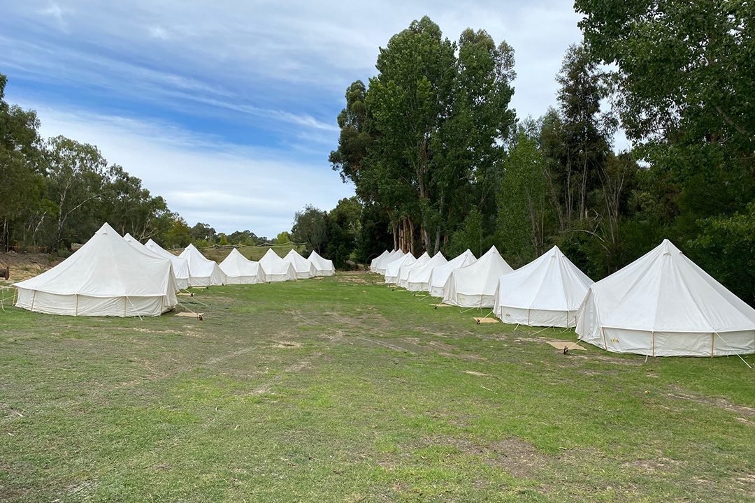 Glamping Co Perth 2