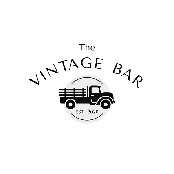 The Vintage Bar Logo