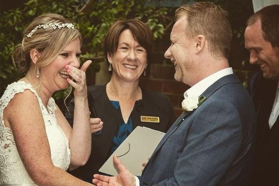 Journey With Me - Wedding Celebrant