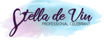 Stella de Vin Professional Marriage Celebrant, Stella de Vin Professional Marriage Celebrant Melbourne, Melbourne Marriage celebrant, Marriage celebrant, Stella de Vin Professional Marriage Celebrant logo