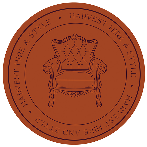 Harvest Hire & Style Logo